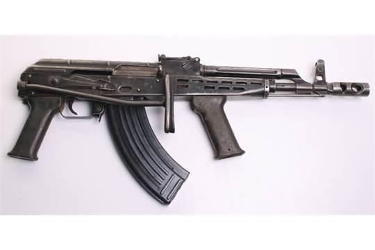 Hungarian AMD65 AK-47 Assault Rifle, 7 62mm calibre