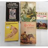 Arkle, The story of a champion by Ivor Herbert, Ivor Herbert's Red Rum first edition, The