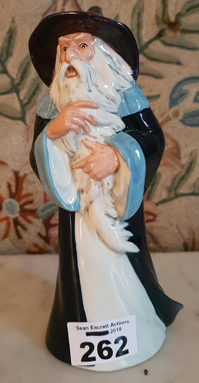 A Royal Doulton Figure of 'Gandalf' HN2911. - Image 2 of 2