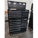 Craftsman Top & Bottom Tool Chests, W/ Contents, (See Additional Pictures) Rig Fee: $50