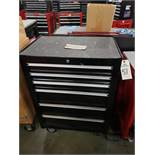 Uline Bottom Tool Chest, W/ Contents, (See Additional Pictures) Rig Fee: $25