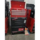 Waterloo Top & Husky Bottom Tool Chests, W/ Contents, (See Additional Pictures) Rig Fee: $25