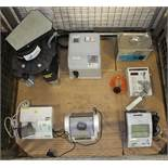Durr Dental Vacuum Pump Unit, Medical Vivadent Silmamat S5 240v, Ferno Compact Carrying Wh