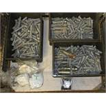 Various Types of Nuts, Bolts, Pins, Clips, Grommets