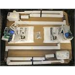 2x Gendex X-Ray Head And Extension Articulated Arm Set Dental