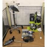 Matrix Anagesia Apparatus, Separ Centre Micro Smart S/N XA229979 Unit, Derota S/NHSB508 Gr
