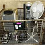ECO-AIR Air Condition Unit, Winix Water Cooler, Electric Fan Unit, Morphy Richards Toaster