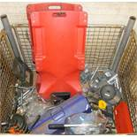 Lubricating Unit, Dampers, Tie Down Cargo Lube Unit Hand Operated, Toolbox, Rothenberger P