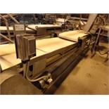 "S.S. Product Belt Conveyor, 24""W x 16'L"