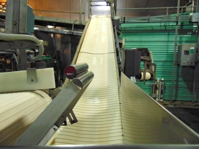 """S.S. Product Belt Incline Conveyor, 18""""W x 10'L - Image 2 of 2"""