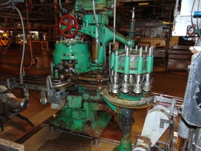 Lot 628 - American Canco mod. 400, Can Seamer, Can Set