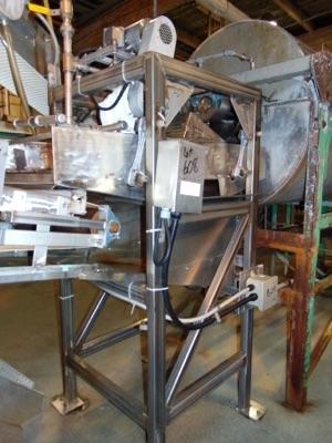 S.S. Dewatering Shaker w/ Ajax Shaker - Image 2 of 2