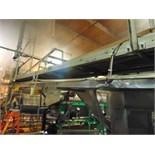 "S.S. Product Belt Conveyor, 18""x20'L"