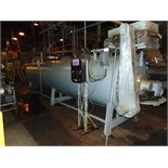 "#10 Atmospheric Rotary Can Cooker, 50""Dia x 18'L"