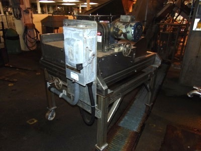 """Fitzmill S.S. Hammermill mod. D, 6"""" Wide w/ - Image 3 of 4"""