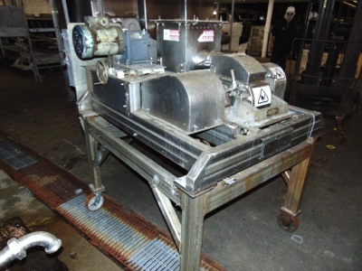 """Fitzmill S.S. Hammermill mod. D, 6"""" Wide w/ - Image 4 of 4"""