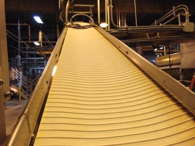 "S.S. Product Belt Incline Conveyors, 18""W x 20'L - Image 2 of 2"