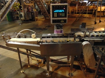 Lot 614 - Thermo Ramsey mod. AC400i Check Weigher