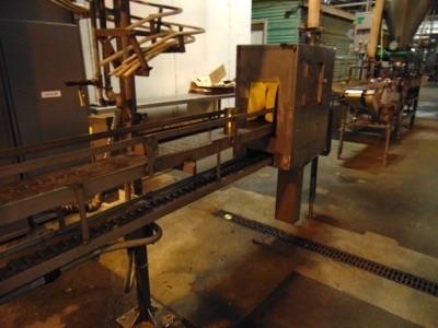 Can Washer Conveyor w/ Hyd. Retort Basket - Image 2 of 3