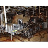 S.S. Can Hot Box Pasteurizer, 7'W x 20'L w/
