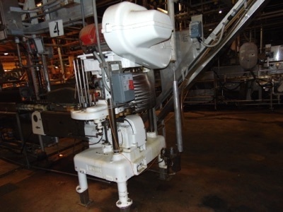 Lot 639 - Angelus mod. 60L, Can Seamer Steam Flow Straight