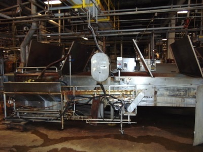 Lot 649 - S.S. Can Hot Box Pasteurizer, 7'W x 20'L w/