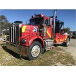 1972 Kenworth 6 Wheel Tow Truck with Holmes 750 Wrecker, Double Boom & Winch, W923 Motor, (SEE DESC)