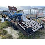 10 Ton Eager Beaver Trailer w/Ramps (Have Title)