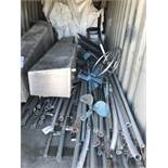 {LOT} Balance Of Scrap Aluminum In Box