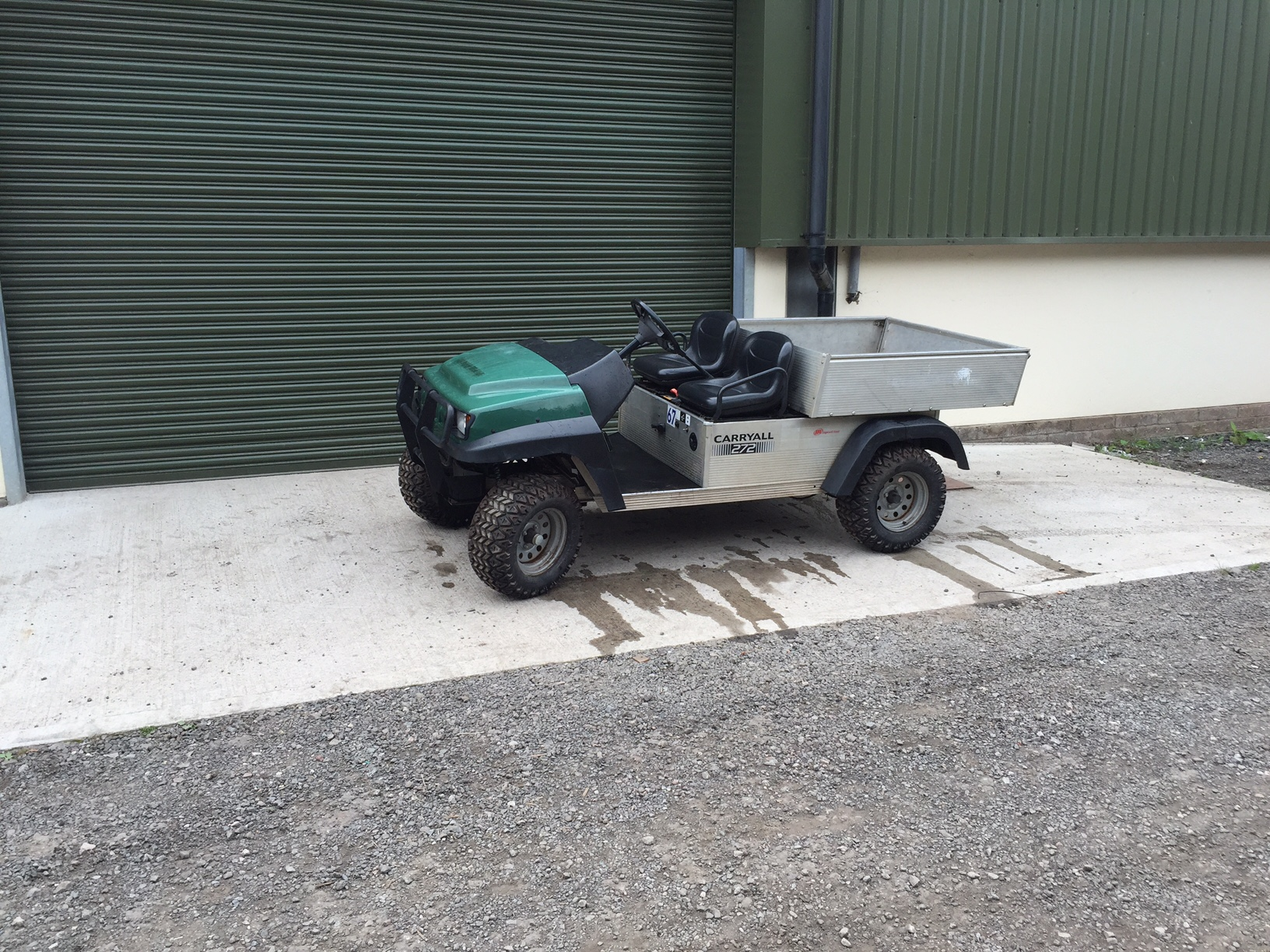 Club Car carryall 272 manual