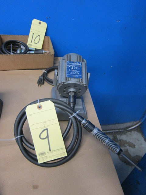 Lot 9 - ELECTRIC DIE GRINDER, FOREDOM