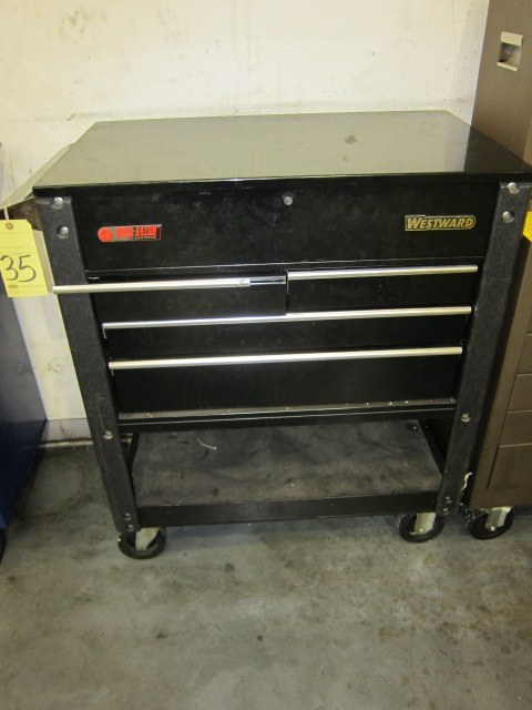 Lot 35 - PORTABLE TOOLBOX, WESTWARD
