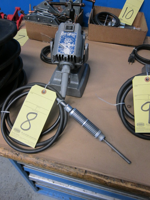 Lot 8 - ELECTRIC DIE GRINDER, FOREDOM SR SERIES