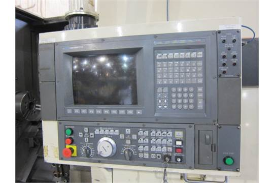 CNC LATHE, OKUMA MDL  IMPACT LU-35 4-AXIS, Okuma OSP-U100L CNC