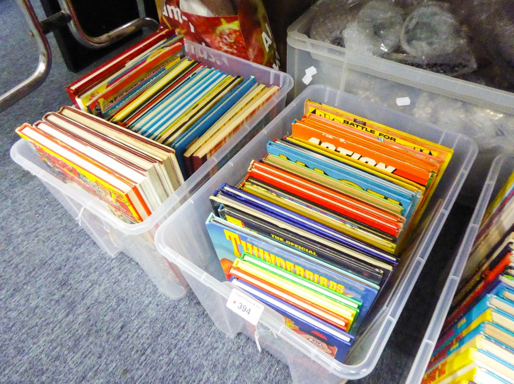 Lot 394 - IN EXCESS OF FORTY 1980s ONWARDS 'DENNIS THE MENACE' and other books/annuals, a varied selection
