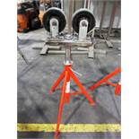 L2: RIDGID TRI-STAND W/ROLL TOP