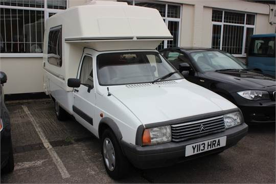 a 2001 citroen c15 champ 600 d romahome two birth with awning rh i bidder com