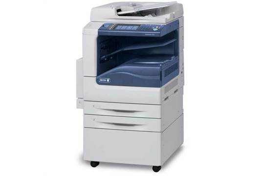 Xerox WorkCentre 7835 Colour Laser Multifunction Printer