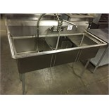 3-SECTION SINK