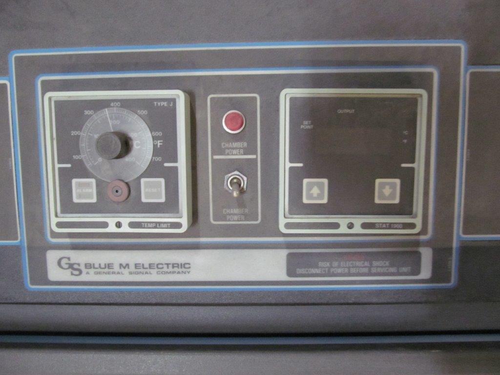 BLUE ELECTRIC 2 Chamber 100deg F. to 700deg F. - LOCATION - HAWKESBURY, ONTARIO - Image 7 of 8