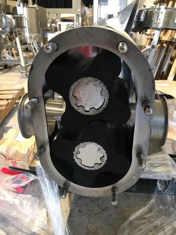 REBUILT ALFA LAVAL PUMP, MODEL PRED300-4M-UH4-SL-S. 300 GPM @ 20 PSI.- LOCATION - AURORA, ONTARIO