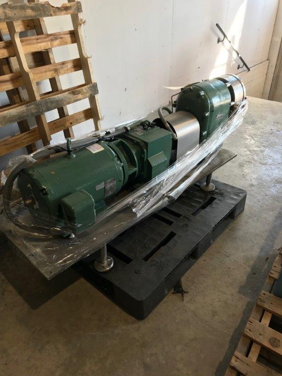 REBUILT ALFA LAVAL PUMP, MODEL PRED300-4M-UH4-SL-S. 300 GPM @ 20 PSI.- LOCATION - AURORA, ONTARIO - Image 3 of 3