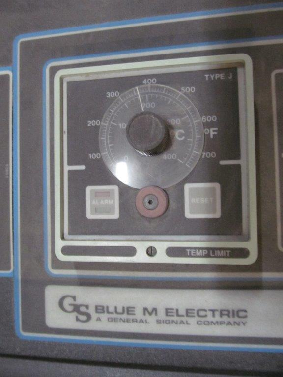BLUE ELECTRIC 2 Chamber 100deg F. to 700deg F. - LOCATION - HAWKESBURY, ONTARIO - Image 8 of 8