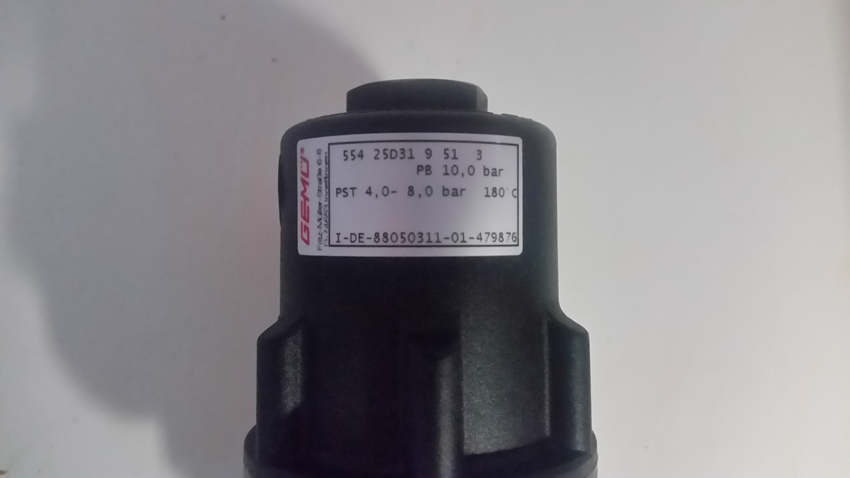(1) LOT (3) Gemu Valves, NEW in Boxes, - LOCATION - LONDON, ONTARIO - Image 3 of 3