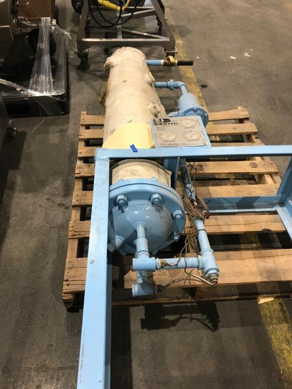 PENN STAINLESS STEEL HEAT RECOVER SYSTEM, MODEL AHR-3 - LOCATION - AURORA, ONTARIO - Image 3 of 3