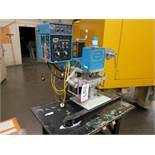 "CASSCO HPS-250 HOT STAMP MACHINE, 3"" X 5"" HEAD SIZE, S/N 924"