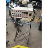 IMS HOT RUNNER CONTROL MAINFRAME, W/ (5) PROCESS TEMP AND (3) MICOM CONTROLLER MODULES