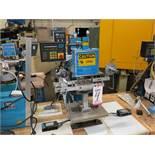 "CASSCO HPS-250 HOT STAMP MACHINE, 3"" X 12"" HEAD SIZE, S/N 1366"