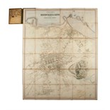 Edinburgh - Johnston, W. and A.K. and Alfred Lancefield Johnston's plan of Edinburgh & Leith in
