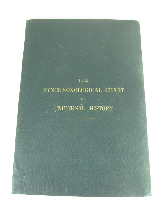 Lot 26 - Hull, Edward, - Charles William Deacon & Co., publisher Deacon's synchronological chart of universal